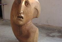 Sculpture / by Thelma Lugo