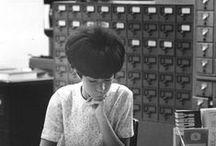 #neverforget / una mirada tierna + nostálgica al pasado bibliotecario / universitario   @biblioupm / by BiblioUPM
