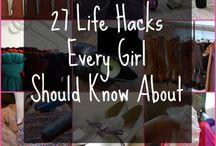 a girl should know / by Desireé Florez