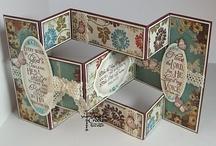 Card tutorials / by maromos bastelraum