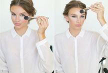 hair makeup nails / by Desireé Florez