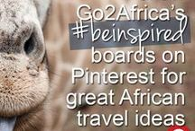 #beinspired with Go2Africa / by Go2Africa