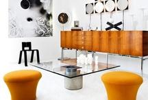 Mid century modern / mid century modern, interiors, eames, modern furniture, danish, scandinavian / by Tyler Goodro