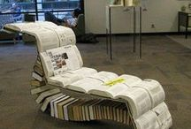 {Nerd} Book Furniture / by Emma Woodhouse