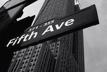 NY / I ♥ New York City / by Domenico Ruffo