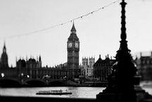London / My next trip / by Domenico Ruffo