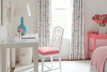 TEEN ROOMS / Perfect ideas for a room for your little one who suddenly became a big kid! / by Rosenberry Rooms