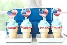 4TH OF JULY / These fun and festive ideas will give you even more reasons to celebrate around the holidays! / by Rosenberry Rooms