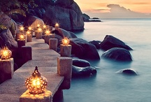 Dreamy destinations / Wahanda picks the places, spas and tropical retreats that we daydream about daily... / by Wahanda