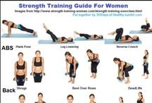 Workouts / by Jenn Kushnir