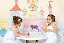 PLAYROOM / A place for the little ones to use their imagination / by Rosenberry Rooms