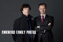 Sherlock Holmes / by Alissa