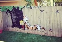 Calvin and Hobbes! / by Katie Fox