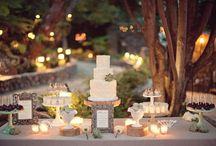 Dessert Table / by Diana Rambeau