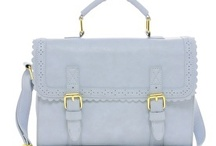 Beautiful Bags Galore / by Anna Nuttall