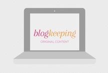 Online business/Blogging  / by Anna Nuttall
