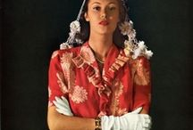 1940s Fashion / by Mora Festil