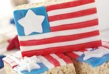 Red White and BBQ / 4th of July Inspiration! / by Stetson