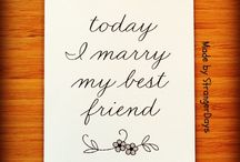 the day / I'm marrying the love of my life! My best friend!  I'm the luckiest girl in the world!!!!   / by Vanessa Shearman