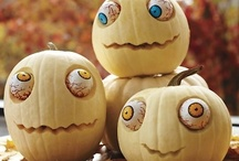 Seasons Fall Halloween Thanksgiving / by Lorrie Scott