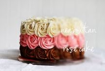 Cakes, Cookies and Cupcakes to Decorate / by Kelly Parris