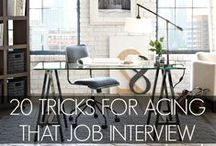 Job Interviews / by Strayer University