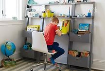 Home: Kid Space / Play rooms, bedrooms, storage / by Anna Yang