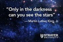 Inspiration  / by Strayer University