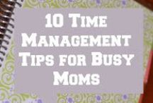 The Busy Mom /    / by Strayer University