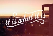 wise words / by Sara Reindl