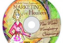 Marketing for Healers / by MicheleGrace | Life Coach