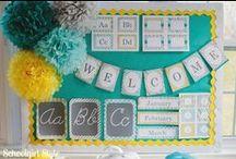 classroom ideas  / by Tisha Muniz