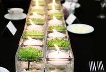 Table setting flowers / by Lynn Deckinger
