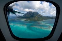 Vistas desde la Ventana / Fotos de espectaculares vistas aéreas alrededor del mundo desde ventanas de aviones / by Jets Privados 24