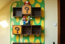Kids Rooms / Awesome ideas for kids rooms.  / by Tesa Nicolanti