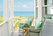 Beach House Love / One day I'll own a beach house. Until then I'll just keep pinning. / by Tesa Nicolanti