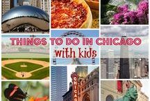 Travel: Illinois / A board full of inspiration, ideas, & tips for traveling to Illinois / by Tesa Nicolanti