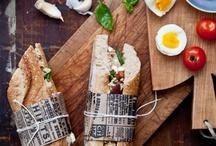 sandwiches, burgers, & wraps / by Ninzel