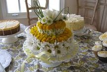Bridal Shower Ideas... I have a feeling I'm going to be needing this soon / by Tammy Buckalew