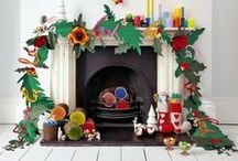 Winter Holidays Inspiration/Fashion/Recipes / by Naomi Cheung