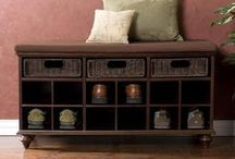 Space Saving Styles / Find everything you need to make the most of your limited space.  / by Bellacor.com