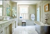 Bathroom Inspiration / Find some great pieces and inspiration photos for remodeling or redecorating your bathrooms! / by Bellacor.com