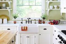All Things Kitchen / Everything you need to make your kitchen the beautiful but functional place you need it to be. From lighting to pot racks, you can be sure you'll find what you need at All Things Kitchen. / by Bellacor.com