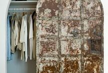 Creative Closets / See some imaginative ways to store your clothes / by Bellacor.com