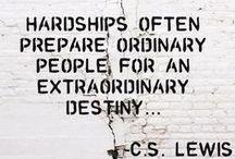 Words of Wisdom / by Makayla Davis