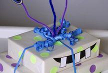 emballage/panier cadeau / by Mélanie Poisson