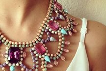 {beautiful baubles} / ...bejeweled / by Michelle Peterson