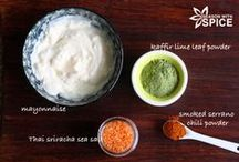 Condiments and Spices / by MJs Kitchen