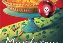 Pie in the Sky - Pie shop mystery / set in Durham, NC off the campus of Duke University. Written by Ellie Grant. Published by Gallery Books. / by Joyce Lavene