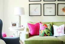home decor obsession. / by Rachel Robertson